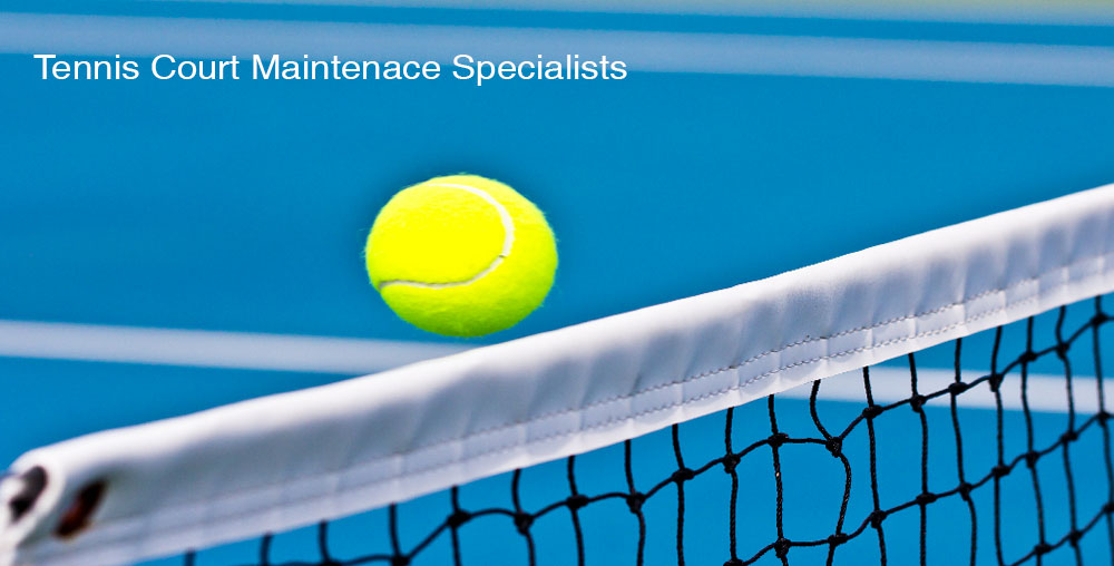 Tennis Court Service & Maintenance | Sportzing Court Care