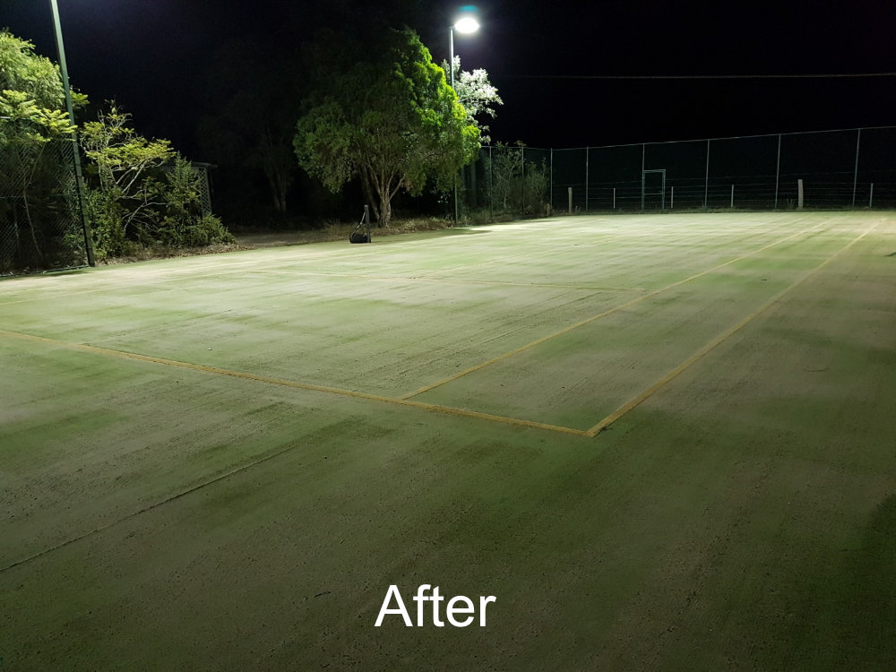 Sportzing Tennis Court Gallery Australia