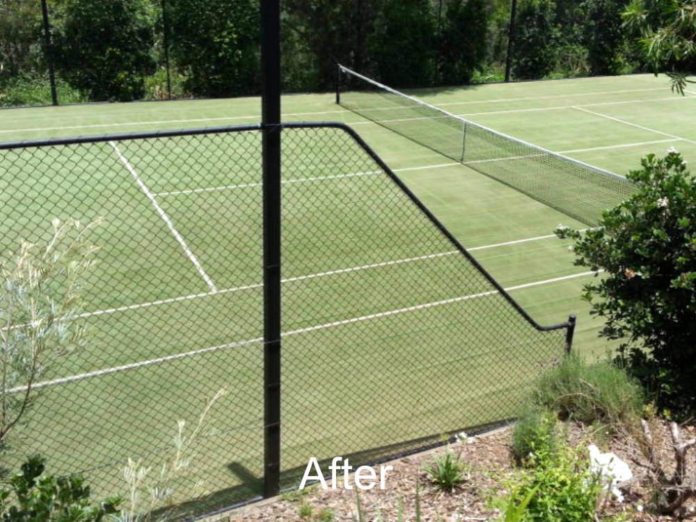 Tennis Court Maintenance Australia Synthentic